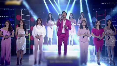 WATCH: Jhong Hilario opens It's Showtime with some of the Kapamilya stars Image Thumbnail