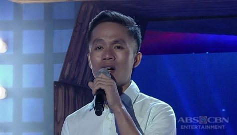 TNT 3: Mindanao contender Jayson Padua sings I Believe I Can Fly Image Thumbnail