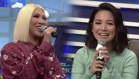 It's Showtime: Vice Ganda, pinagbigyan ang joke ni Hurado Kyla Image Thumbnail