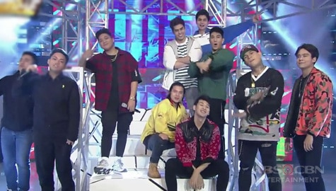 WATCH: ALLMO$T at Hashtags, nagsama para sa kanilang all-out performance sa It's Showtime! Image Thumbnail
