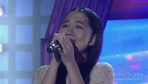 TNT 3: Luzon contender Jenica Ruales sings Destiny's Child's Stand Up For Love Image Thumbnail