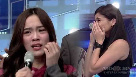 It's Showtime: Jackque, biglang naiyak sa tanong ni Anne tungkol sa pag-ibig Image Thumbnail