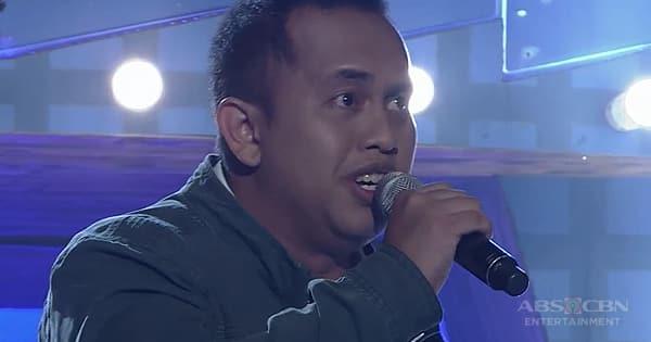 TNT 3: Metro Manila contender Emerson Ignacio sings Wildflower Image Thumbnail