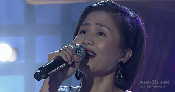 TNT 3: Visayas contender Ivy Rivera sings Minsan Lang Kitang Iibigin Image Thumbnail