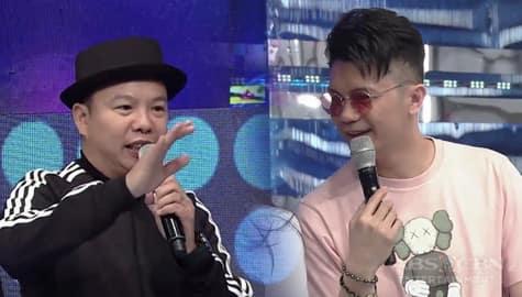 It's Showtime: MAGIC! Jeffrey Tam, nahulaan kung sino ang taong nasa isip ni Vhong Image Thumbnail