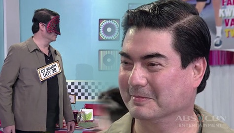 WATCH: Lloyd Samartino joins It's Showtime's KapareWHO as House To Be You Image Thumbnail