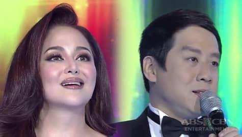 Jessa Zaragoza & Richard Poon's back-to-back performance on It's Showtime Image Thumbnail