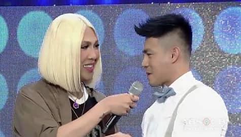 It's Showtime: Ion, pinakilig si Vice Ganda sa kanyang surprise! Image Thumbnail