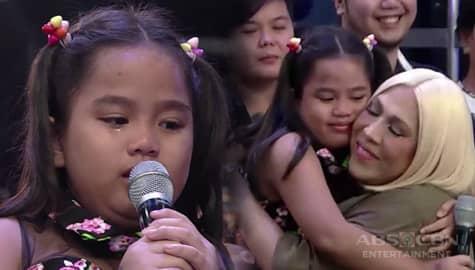It's Showtime: Vice Ganda, tinupad ang wish ng batang audience Image Thumbnail