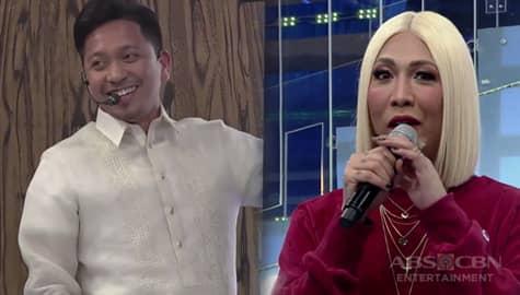 It's Showtime: Vice Ganda, sinumbong kay direk  si Jhong dahil sa sinabing Private Joke Image Thumbnail