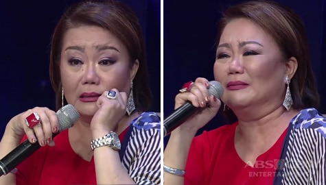 WATCH: Why Hurado Dulce gets emotional on It's Showtime Image Thumbnail
