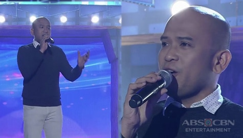 TNT 3: Metro Manila contender Richard Supat sings The Impossible Dream  Image Thumbnail