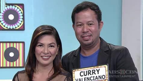 It's Showtime: Curry Valenciano, masaya nang mapili siya ni Purse Love Never Dies bilang KapareWHO! Image Thumbnail