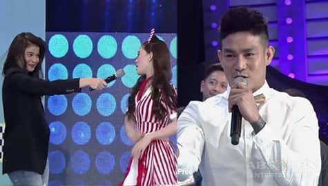 It's Showtime: Vice, pinaghawak ng mic si Anne sa Beklaban nina Ion at Jackque! Image Thumbnail