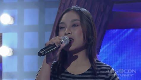 TNT 3: Metro Manila contender Sesa Sumait sings Nobela Image Thumbnail