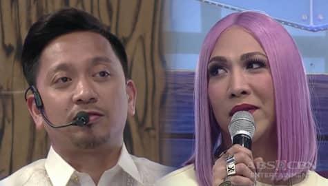 It's Showtime: Jhong, pinatunayan kung gaano kamahal ng nanay niya si Vice Ganda Image Thumbnail