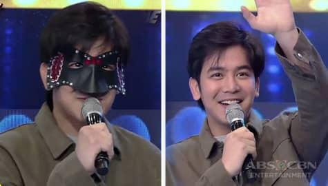 It's Showtime: Joshua Garcia, ginulat ang Madlang People sa paglabas sa KapareWHO! Image Thumbnail