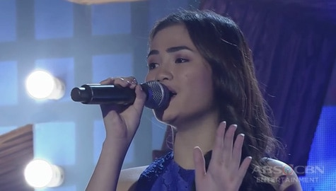 TNT 3: Metro Manila contender Jennelyn Gagajena sings Stand Up For Love Image Thumbnail