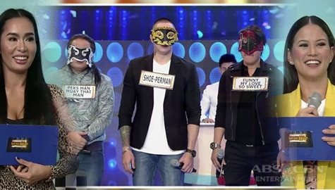 WATCH: Another batch of celebrities join It's Showtime's KapaReWHO! Image Thumbnail