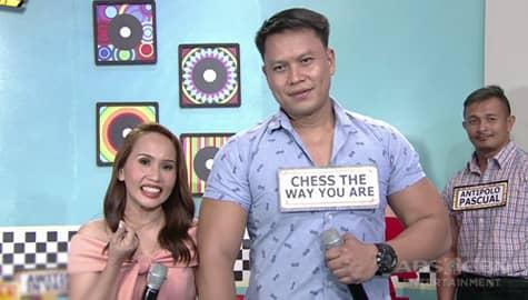 It's Showtime: Awitin In Vain, napili si Chess The Way You Are bilang KapareWHO! Image Thumbnail