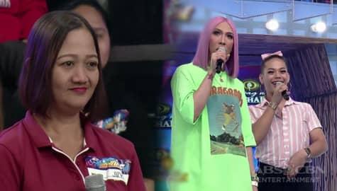 It's Showtime: Vice Ganda, binigyan ng pampagawa ng ngipin ang nanay ni daily contender Jovy Image Thumbnail