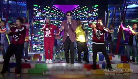 PANOORIN! Ryan Bang, may pangmalakasang birthday performance na ipinakita sa It's Showtime! Image Thumbnail