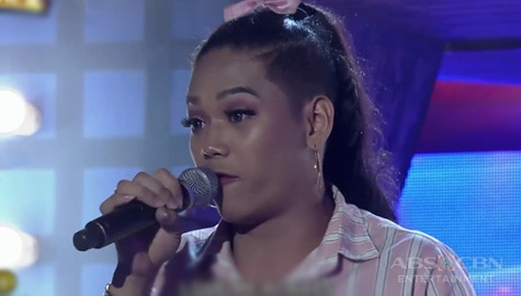 TNT 3: Luzon contender Jovy Battung sings Love Me With All Of Your Heart Image Thumbnail