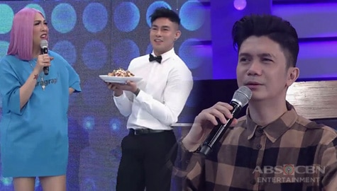 It's Showtime: Vhong, sinabi na espesyal ang araw na ito para kina Vice Ganda at Ion Image Thumbnail
