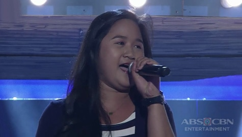 TNT 3: Mindanao contender Fhebs Sarceda sings Power Of Love Image Thumbnail