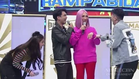It's Showtime: Anne, na-shookt sa ginawa ni Vice kay BidaMan contestant Joshua Image Thumbnail