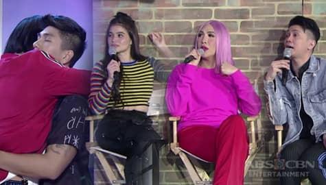 It's Showtime: Vice, Anne at Vhong, damang dama ang acting nina Nikko at BidaMan contestant Nathan Image Thumbnail