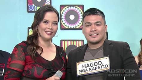 It's Showtime: Some Tiles Where We Touch, napili si Hagod, Mga Kapatid bilang kanyang KapareWHO! Image Thumbnail