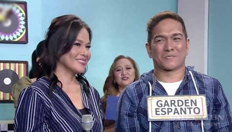 It's Showtime: Garden Espanto, napili ni Lady Aligaga bilang kanyang KapareWHO! Image Thumbnail