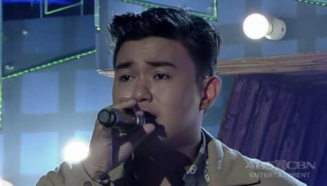 TNT 3: Metro Manila contender Gio De Vera sings When A Man Loves A Woman Image Thumbnail