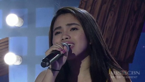 TNT 3: Luzon contender Princess Ane Ruga sings Hopelessly Devoted To You Image Thumbnail