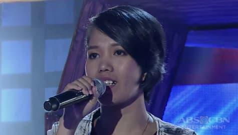 TNT 3: Metro Manila contender Michelle Patumbon sings Mahal Na Mahal Kita Image Thumbnail