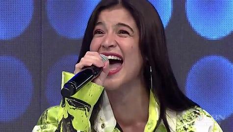 It's Showtime: Anne Curtis, binigyan ng sariling version ang kantang Nanay Tatay! Image Thumbnail