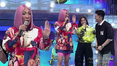 PANOORIN: Vice Ganda, na-APIRzoned ni Vhong sa It's Showtime!  Image Thumbnail