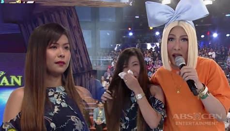 Vice Ganda, inalam kung bakit may trust issue si TNT contender Jackielyn sa mga lalaki Image Thumbnail