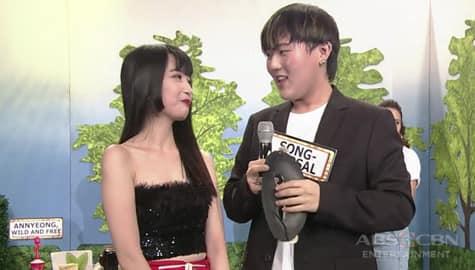 It's Showtime: Annyeong Wild and Free, napiling KapareWho si Song-yupsal Image Thumbnail