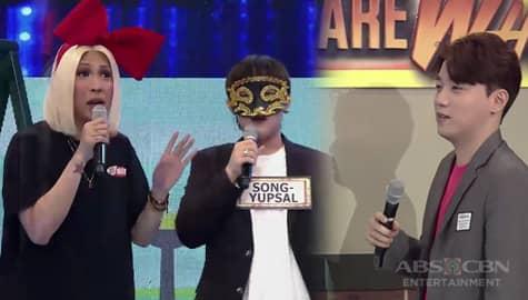 It's Showtime: Vice Ganda, naka-discover ng kapalit ni Ryan Bang sa mga Korean Kala-Whok Image Thumbnail