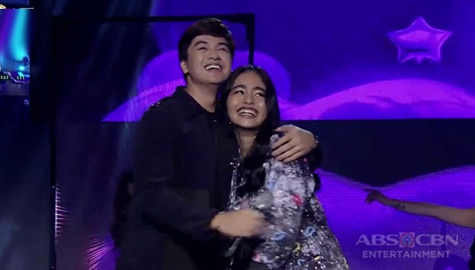 WATCH: CK and Vivoree's kilig treat on It's Showtime Image Thumbnail