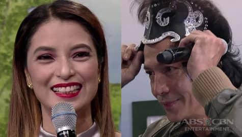 It's Showtime: Konsehal-le Berry, napili si I Shoes You bilang kanyang KapareWHO! Image Thumbnail