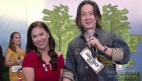 It's Showtime: Nanny Misalucha, ipinaglaban ang kanyang napili na si Mr. Japa-Nice Guy bilang KapareWHO! Image Thumbnail