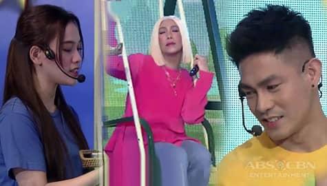 It's Showtime: Vice Ganda, wala sa mood kausapin sina Jackque at Ion? Image Thumbnail