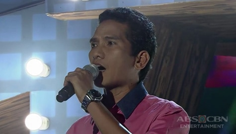 TNT 3: Visayas contender Johnny Rotines sings Umiiyak Ang Puso Image Thumbnail