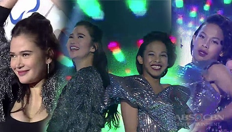 WATCH: Bela and Awra showcases their sexy moves in this Showdown on It's Showtime stage! Image Thumbnail