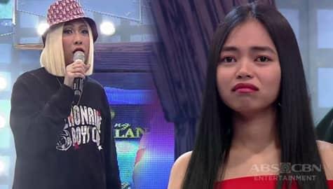 It's Showtime: Vice Ganda, gustong matulungan si Amy Nobleza na makatapos ng kolehiyo Image Thumbnail
