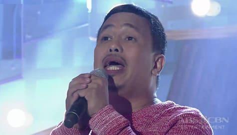 TNT: Metro Manila contender Eric Nicolas sings Babe Image Thumbnail