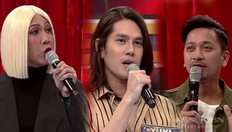 It's Showtime: Bidaman Yuki, handa nga bang magpakalbo para sa showbiz? Image Thumbnail